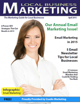 Local Business Marketing Magazine April