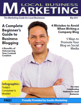 Local Business Marketing Magazine May