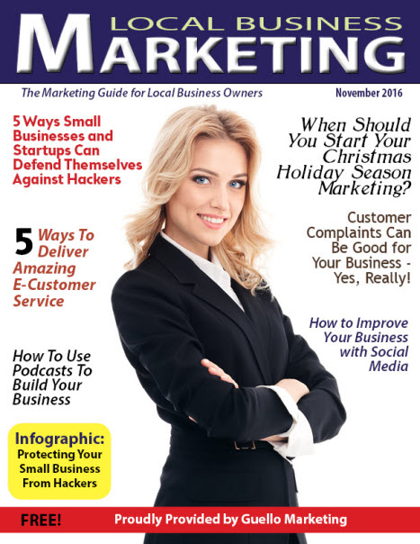 Local Business Marketing Magazine May 2016