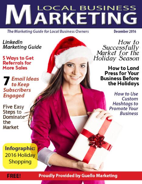 Local Business Marketing Magazine Dec 2016