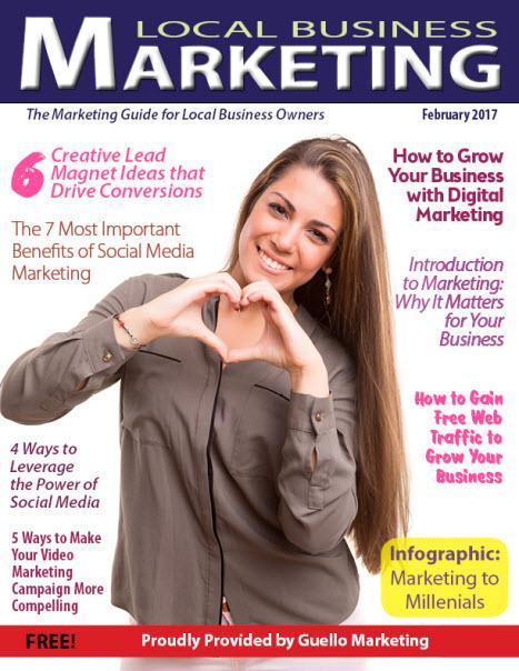 Local Business Marketing Magazine Jan 2017