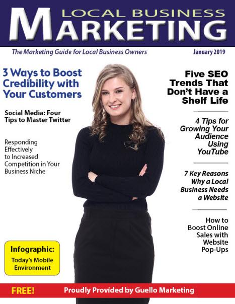 Local Business Marketing Magazine January 2019