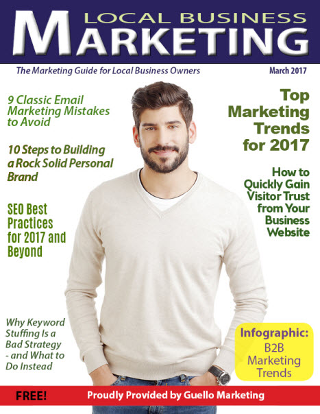 Local Business Marketing Magazine March 2017