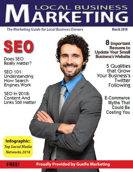 Local Business Marketing Magazine December 2017