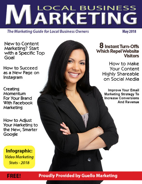 Local Business Marketing Magazine May 2018