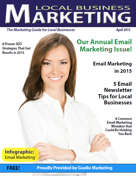 Local Business Marketing Magazine April