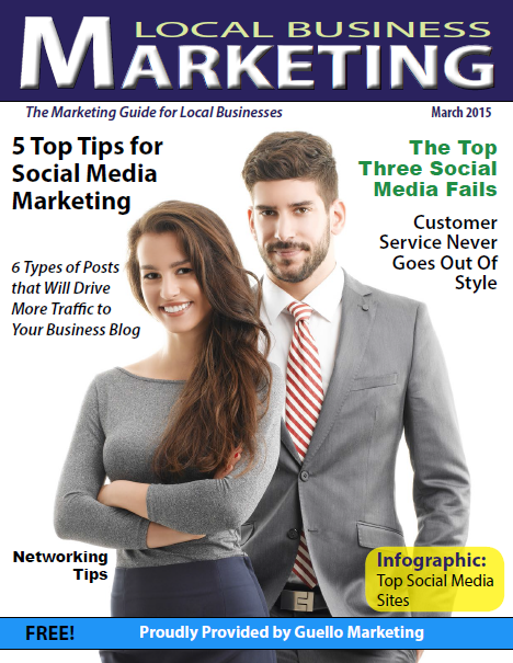 Local Business Marketing Magazine March