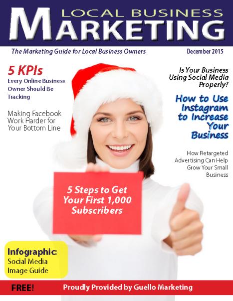 Local Business Marketing Magazine December