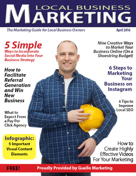 Local Business Marketing Magazine March 2016