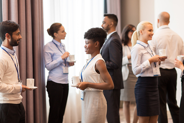 7 Ways to Make In-Person Networking Work Better for Your Business | Guello Marketing