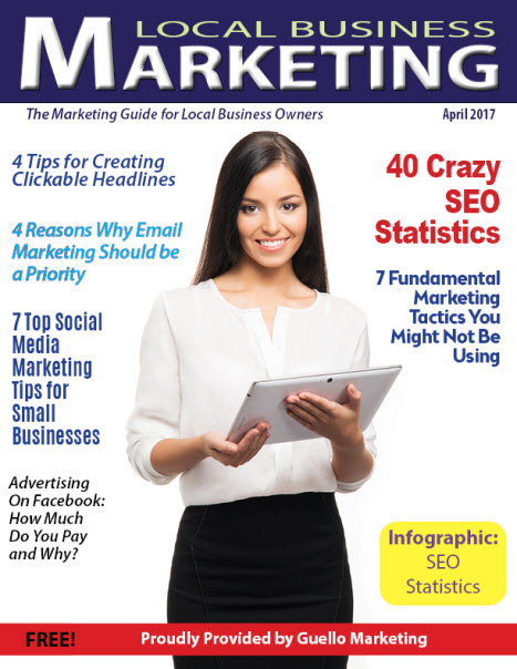Local Business Marketing Magazine April 2017