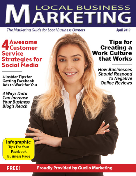 Local Business Marketing Magazine March 2019