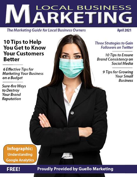 Local Business Marketing Magazine April 2021