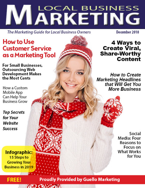 Local Business Marketing Magazine December 2018