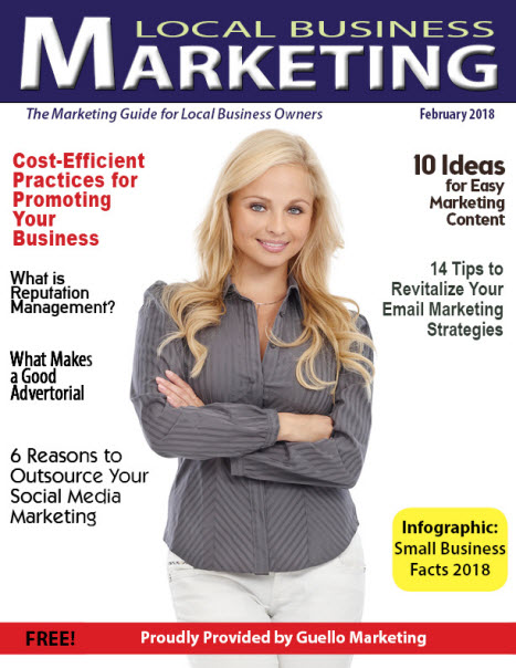 Local Business Marketing Magazine December 2017