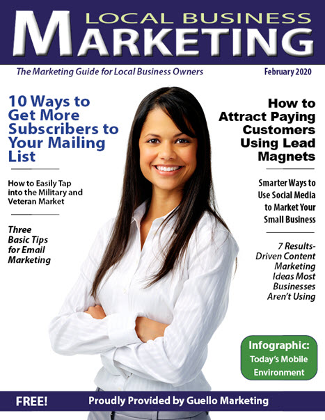 Local Business Marketing Magazine December 2019