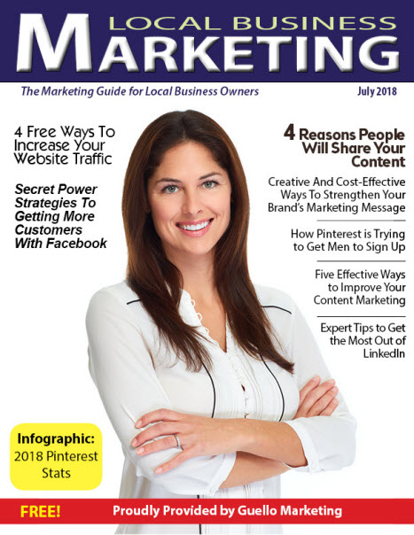 Local Business Marketing Magazine June 2018