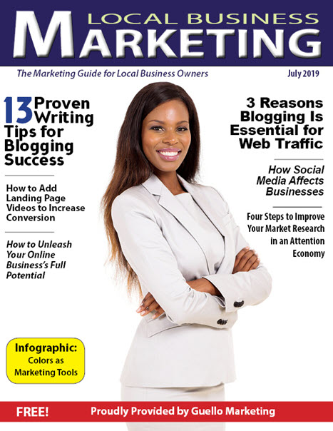 Local Business Marketing Magazine June 2019