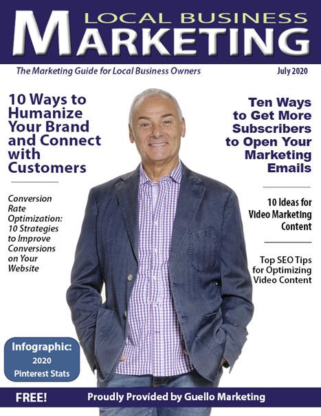 Local Business Marketing Magazine June 2020