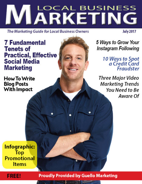 Local Business Marketing Magazine July 2017