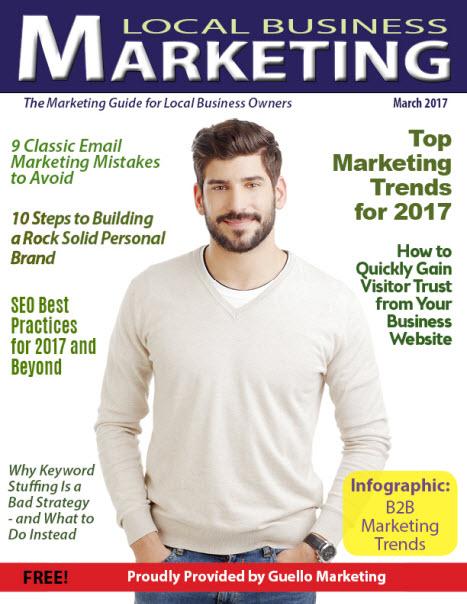 Local Business Marketing Magazine March 2017