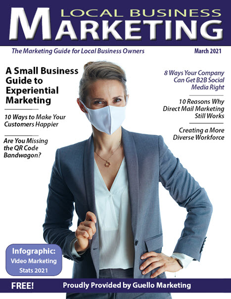 Local Business Marketing Magazine March 2021