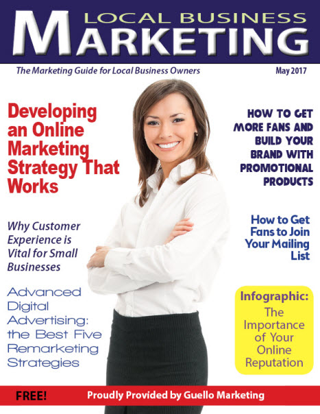 Local Business Marketing Magazine April 2017