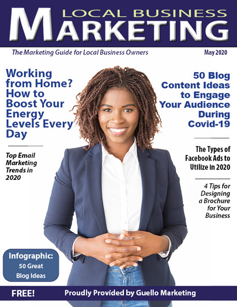 Local Business Marketing Magazine March 2020