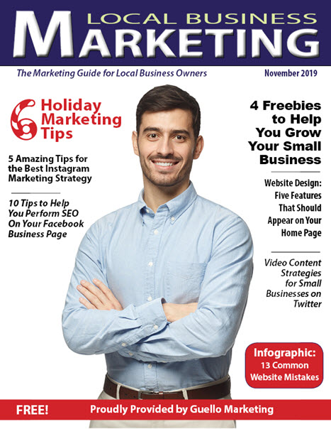 Local Business Marketing Magazine November 2019