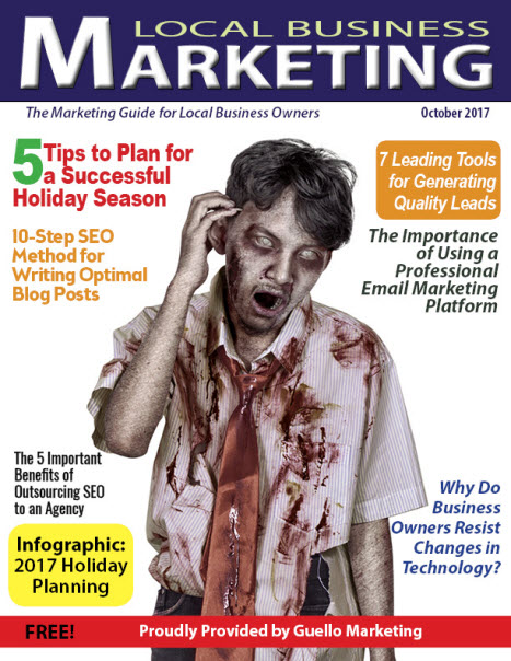 Local Business Marketing Magazine October 2017