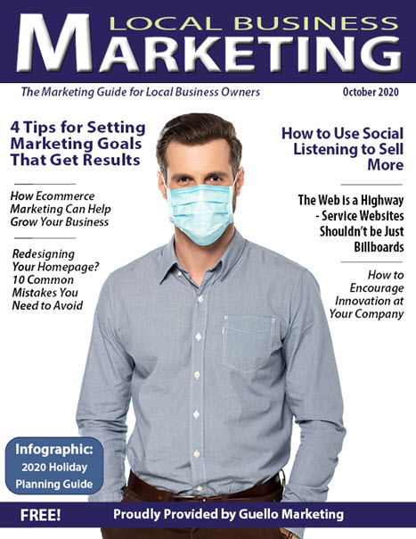 Local Business Marketing Magazine Sep 2020