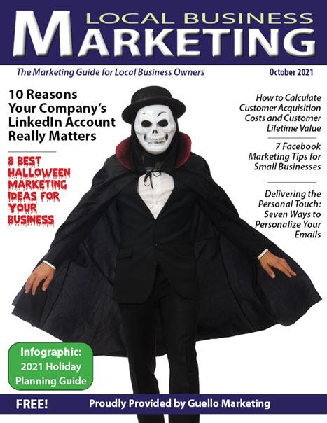 Local Business Marketing Magazine October 2021