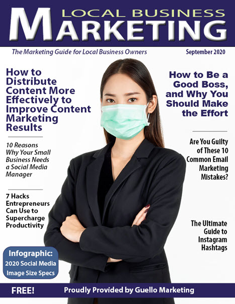 Local Business Marketing Magazine Sep 2020