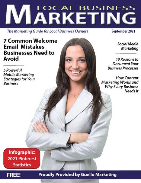 Local Business Marketing Magazine August 2021